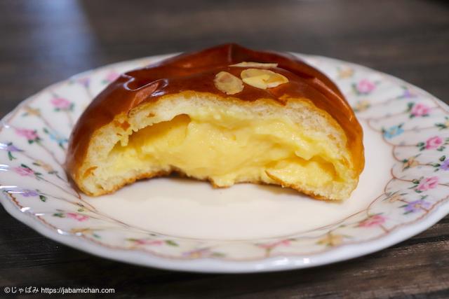 西念 クリームパン