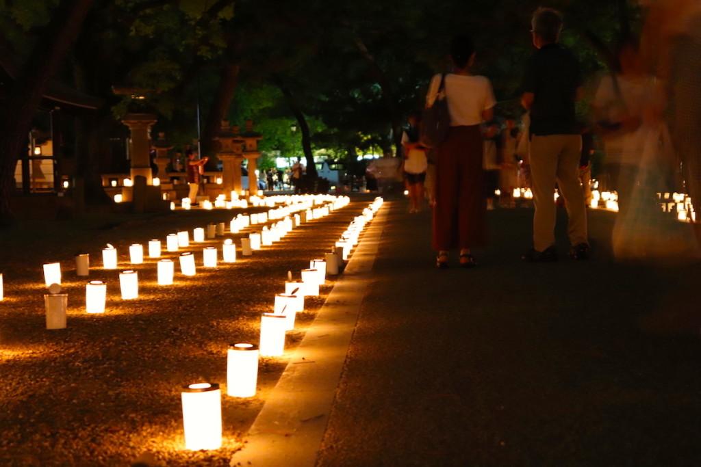 えびす万燈籠 西宮神社