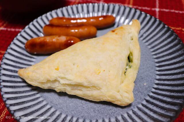 山羊チーズのパイ