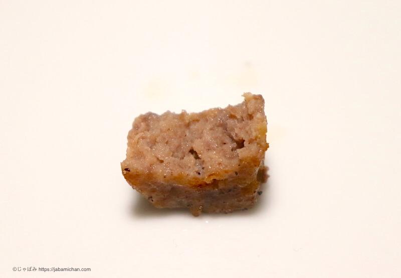 トップバリュ サイコロステーキ